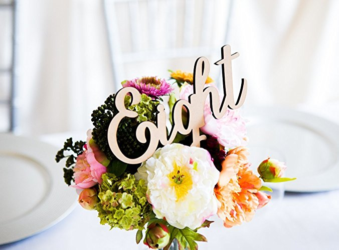 wedding table numbers, table numbers, wedding stationery, table numbers for wedding, table number cards