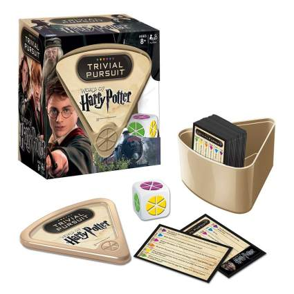 trivial pursuit, best harry potter gift