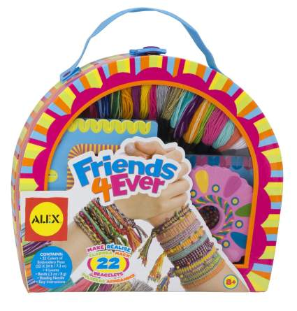 ALEX Toys DIY Wear Friends 4 Ever Jewelry , best creative gift, unique gift, girls