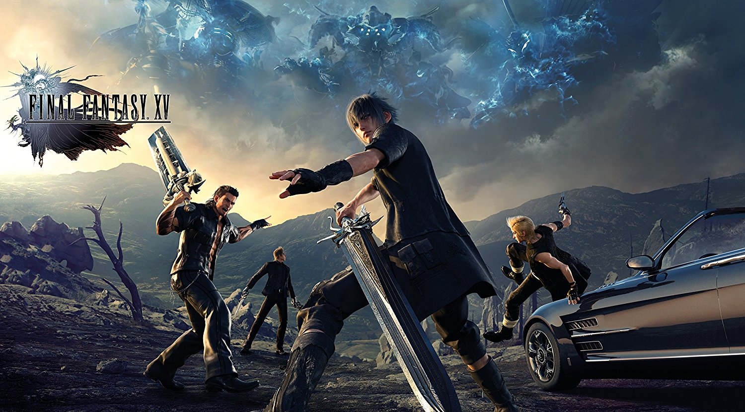FF XV Posters