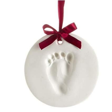 Pearhead Babyprints Baby Handprint or Footprint Keepsake Ornament Kit