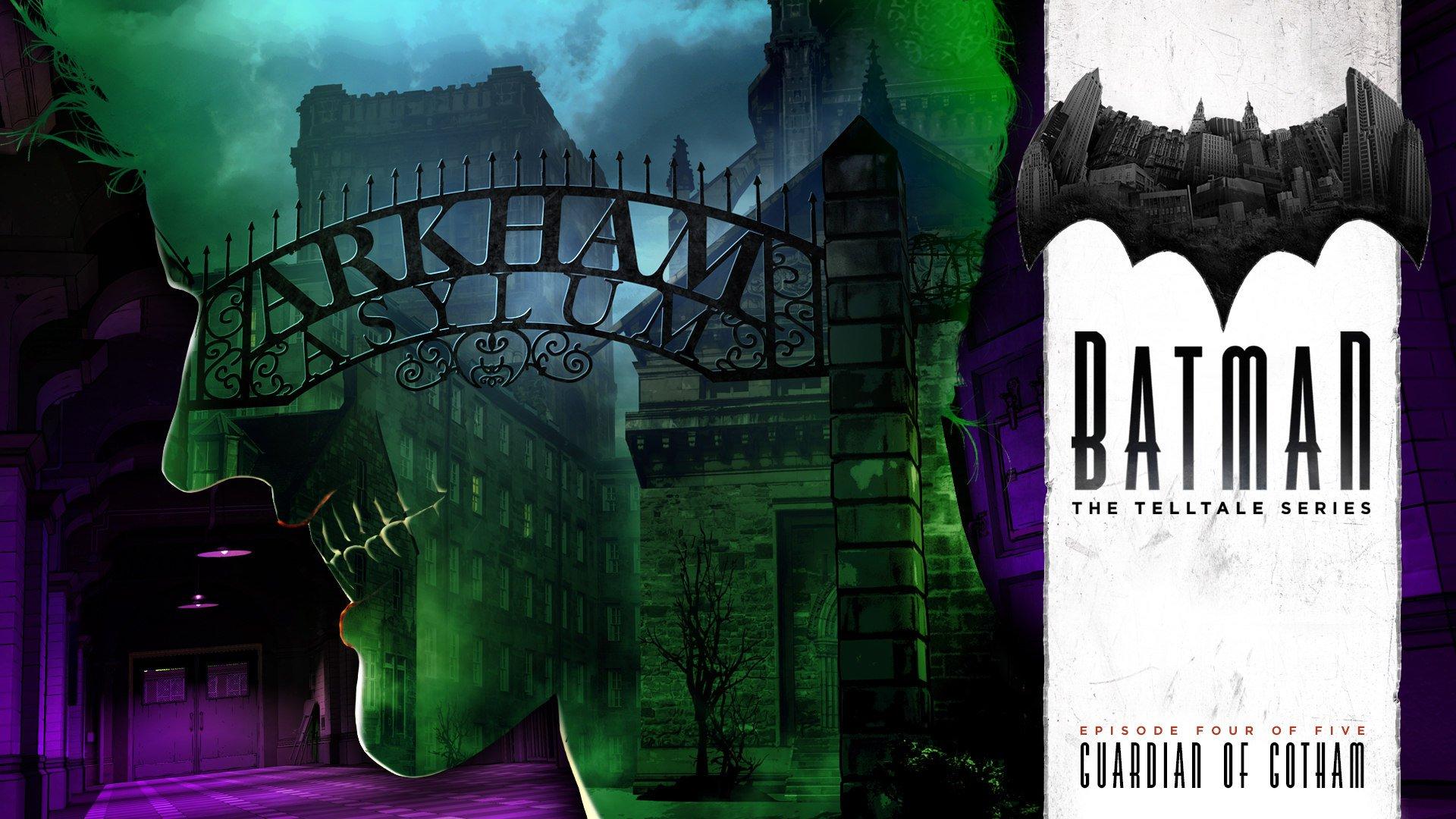 Batman Guardian of Gotham Telltale