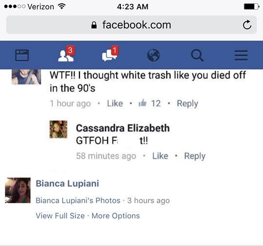 Cassandra Sutton, racist teacher, Racist New Yorker, n word teacher