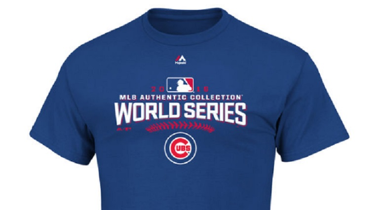 chicago cubs world series champions 2016 gear apparel shirts hats hoodies jerseys collectibles memorabilia
