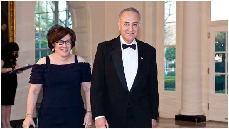 Iris Weinshall Chuck Schumer S Wife 5 Fast Facts Heavy Com Iris weinshall was supporting the group and it was even found out that she was paying the media to iris weinshall resigned from dot to take the role of vice chancellor of the city university of new york. iris weinshall chuck schumer s wife 5