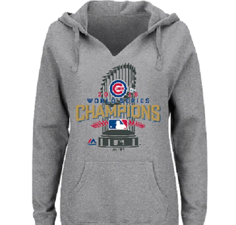 cubs world series champions gear apparel 2016 hats shirts hoodies jerseys