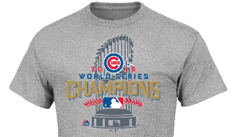 chicago cubs world series champions gear apparel 2016 shirts hats hoodies jerseys online