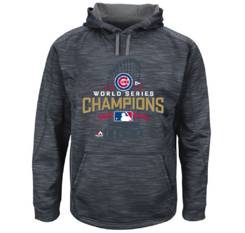 chicago cubs world series champions 2016 gear apparel buy online hats shirts hoodies