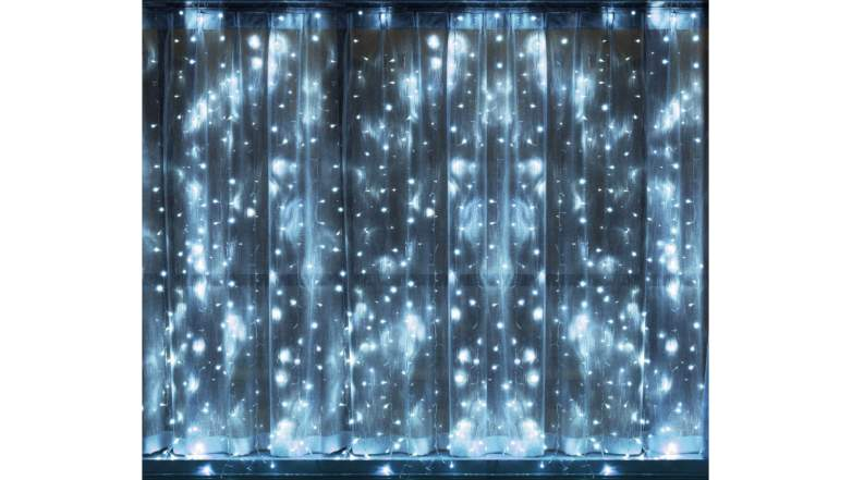 leapair christmas curtain lights