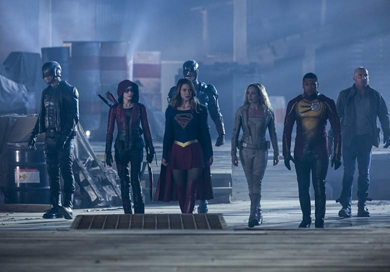 Supergirl, The Flash, Supergirl crossover, Arrowverse characters