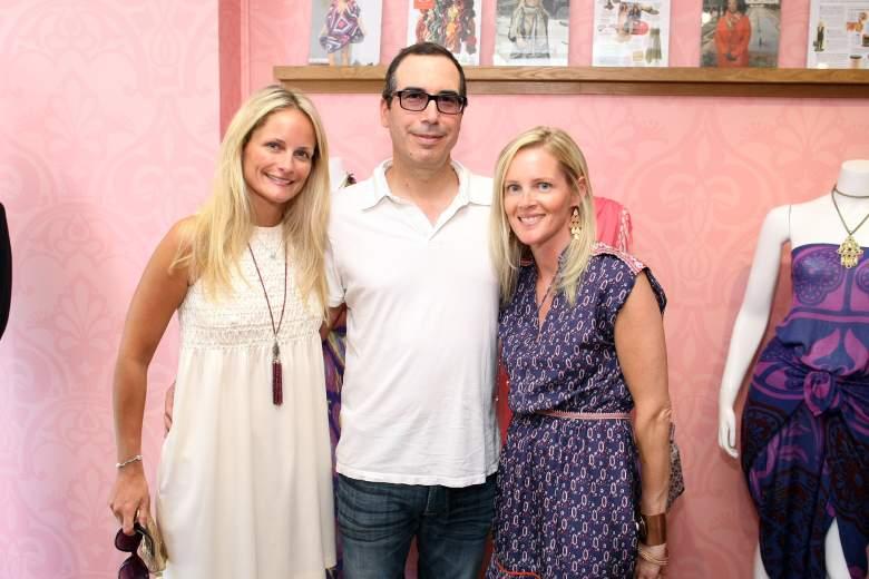Steven Mnuchin, Steven Mnuchin wife, Steven Mnuchin heather