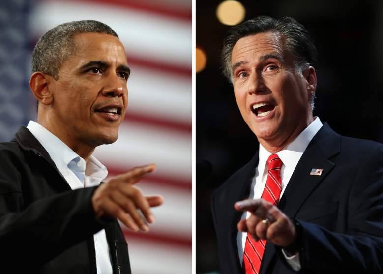 President Barack Obama, 2012 Election, 2012 Election results, last election results