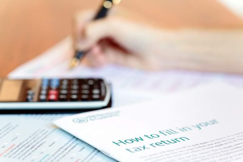 Income Tax, tax rebate, tax day