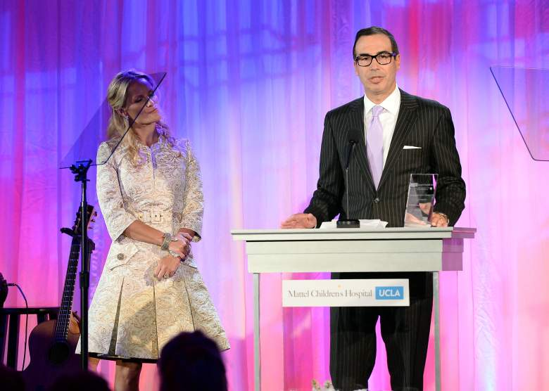Steven Mnuchin award, Steven Mnuchin philanthropic leadership award, Steven Mnuchin speech