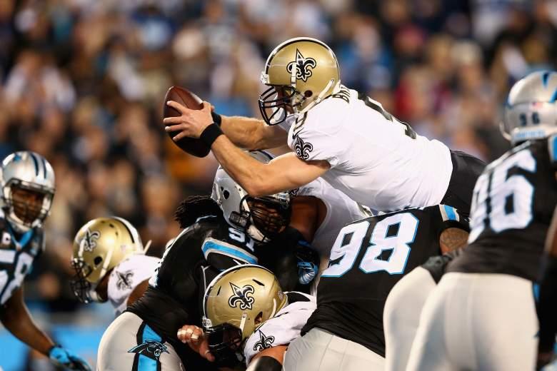 New Orleans Saints, Carolina Panthers