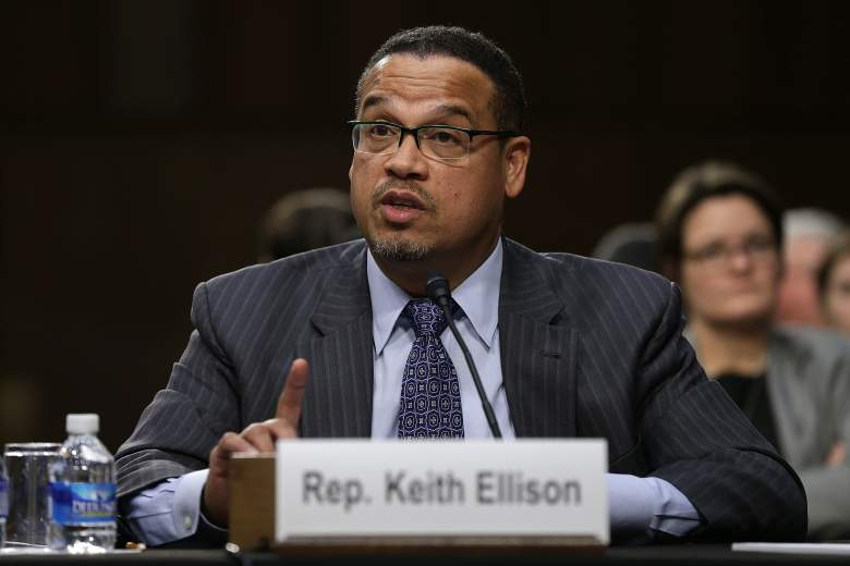 Keith Ellison Senate Judiciary Committee, Keith Ellison testify, Keith Ellison Minnesota