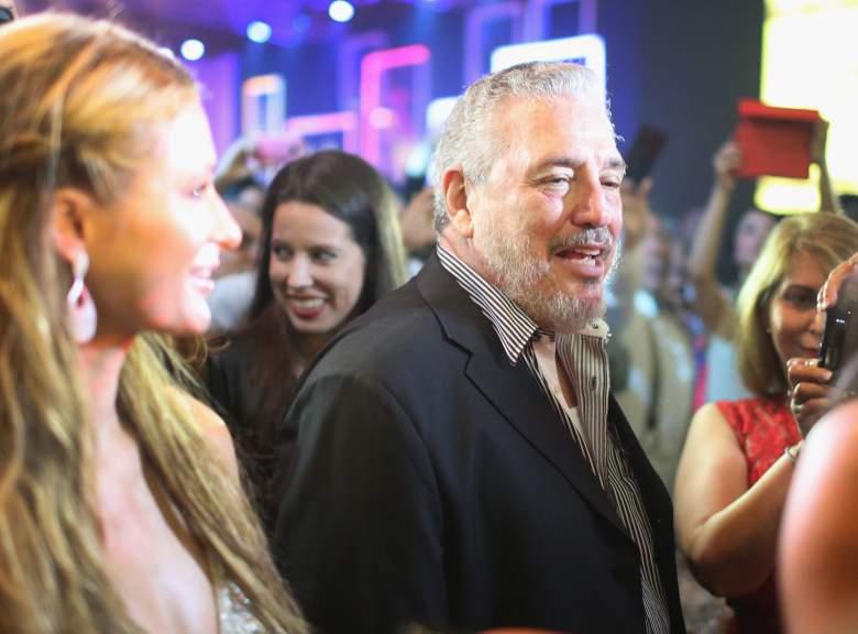 Fidel Castro jr