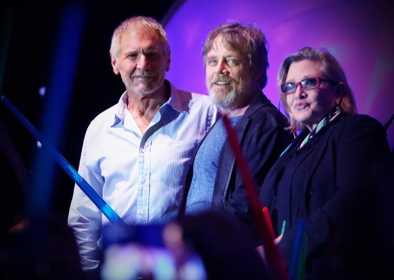 Carrie Fisher, Harrison Ford, Carrie Fisher Harrison Ford affair, Harrison Ford today