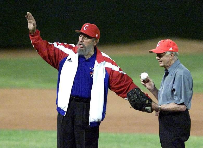 Jimmy Carter Fidel Castro, Fidel Castro deaad, Fidel Castro dead reactions