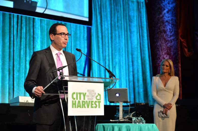 Steven Mnuchin speech, Steven Mnuchin city harvest event, Steven Mnuchin city harvest speech