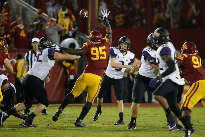 usc vs. washington, time, channel, when, start, today, where, kickoff