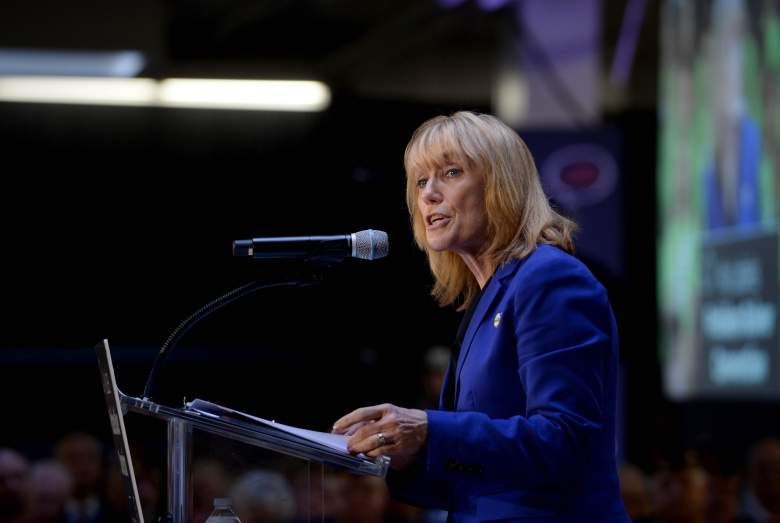 senate race new hampshire, governor maggie hassan, maggie hassan bio