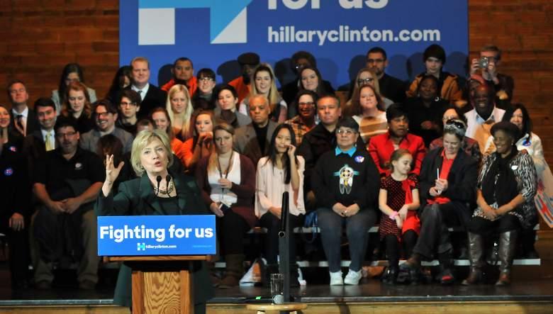 Hillary Clinton, Nebraska electoral votes, Nebraska election