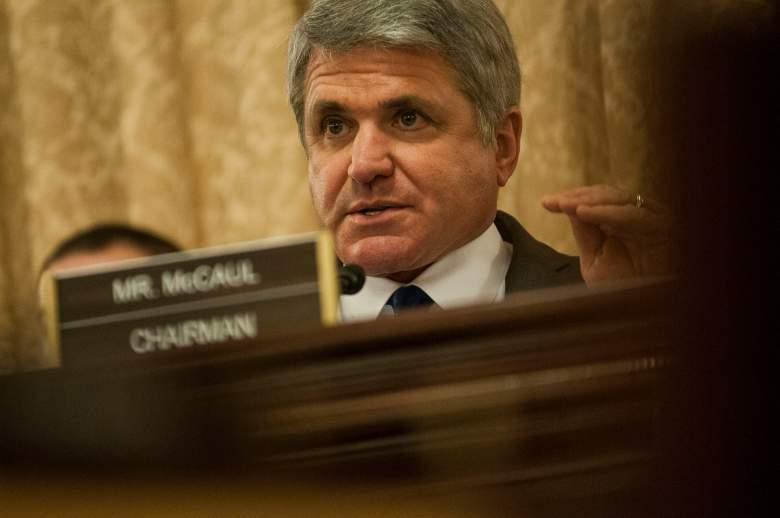 Michael McCaul, Homeland Security Secretary, Texas Represenative
