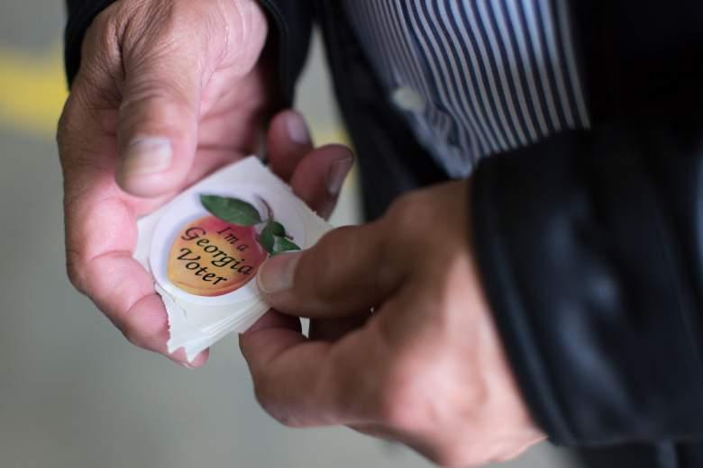 Georgia election ballot, Voting in Georgia 2016, Georgia candidates 2016