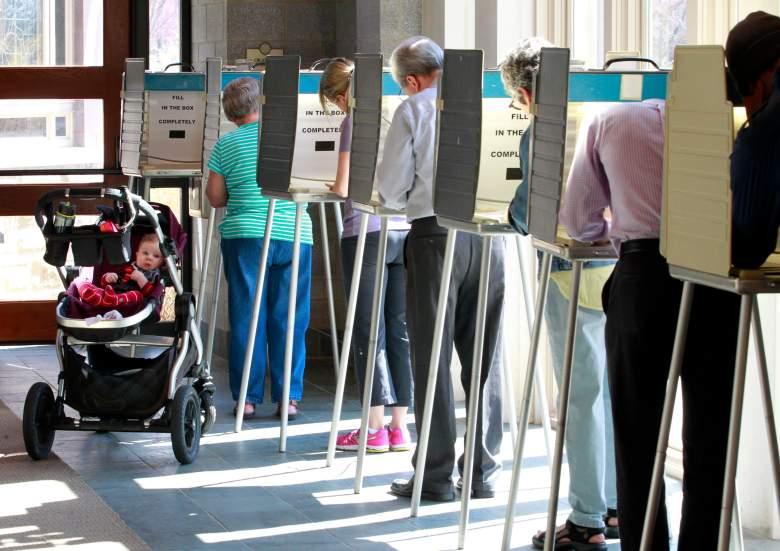 Ohio election ballot, Voting in Ohio 2016, Ohio candidates 2016