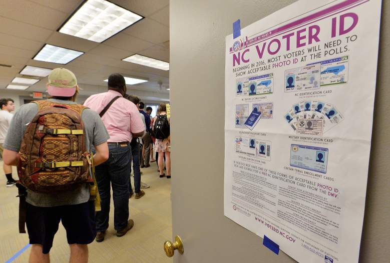 North Carolina polling hours 2016, How to vote in North Carolina 2016, North Carolina election polls