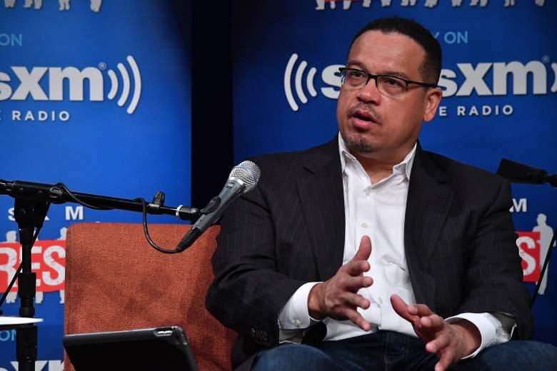Keith Ellison interview, Keith Ellison congressman, Keith Ellison Minnesota