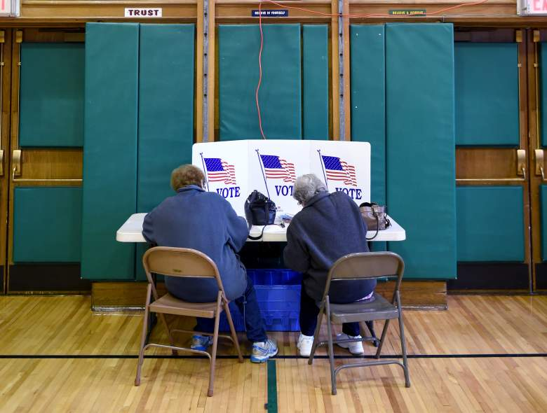 Who is on the Rhode Island ballot, Rhode Island election, Rhode Island voters