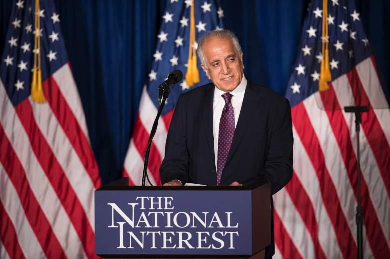 Zalmay Khalilzad, Donald Trump Secretary of State, Donald Trump cabinet