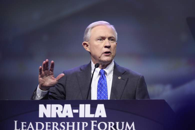 Jeff Sessions NRA, Jeff Sessions NRA speech, Jeff Sessions speech