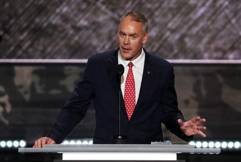 Ryan Zinke RNC, Ryan Zinke rnc speech, Ryan Zinke republican national convention