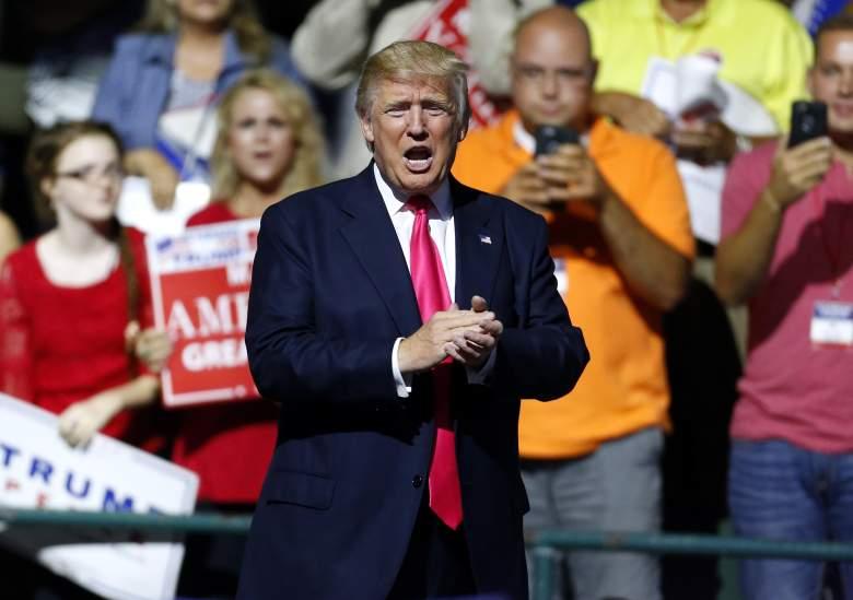 Donald Trump, Donald Trump Mississippi, Donald Trump KKK