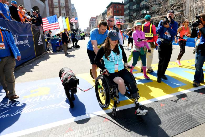 Jessica Kensky and Patrick Downes, Boston Marathon Bombings Jessica Kensky, Marathon: The Patriots Day Bombing, Jessica Boston Marathon Bombings Patriots Day Special