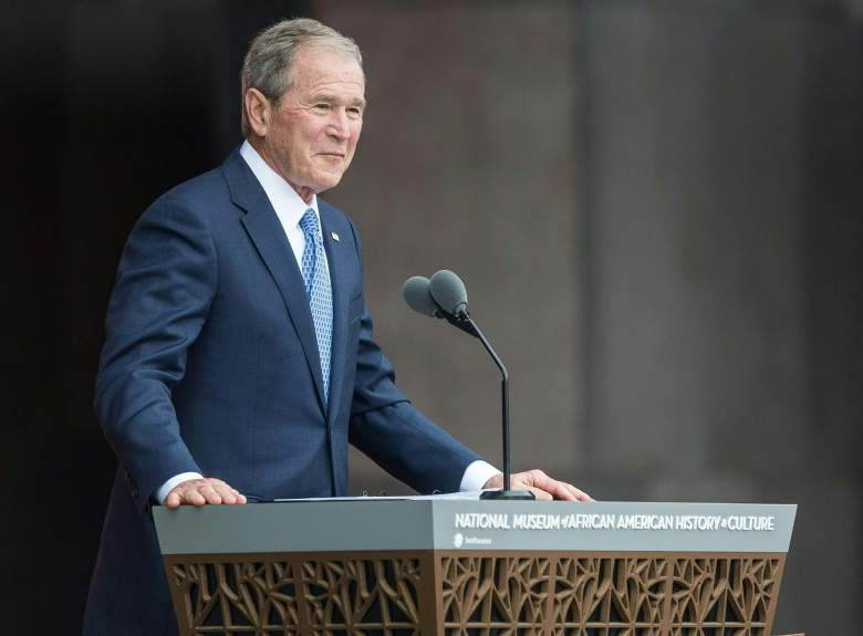 George W. Bush 2016, George W. Bush speech, George W. Bush museum of african american history