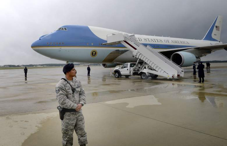 Air Force One v. Trump Force One