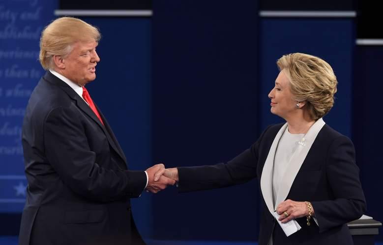 trump clinton popular vote