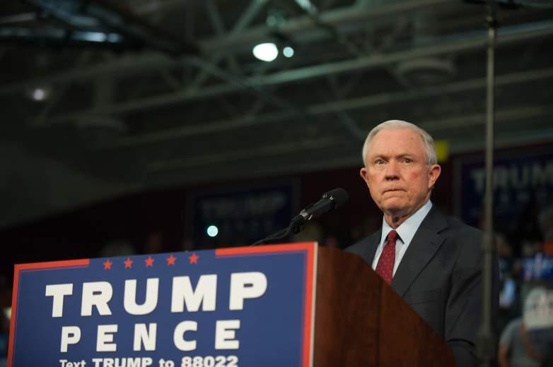 Donald Trump Jeff Sessions, Secretary of Defense, Secretary of State, Donald Trump cabinet, Jeff Sessions