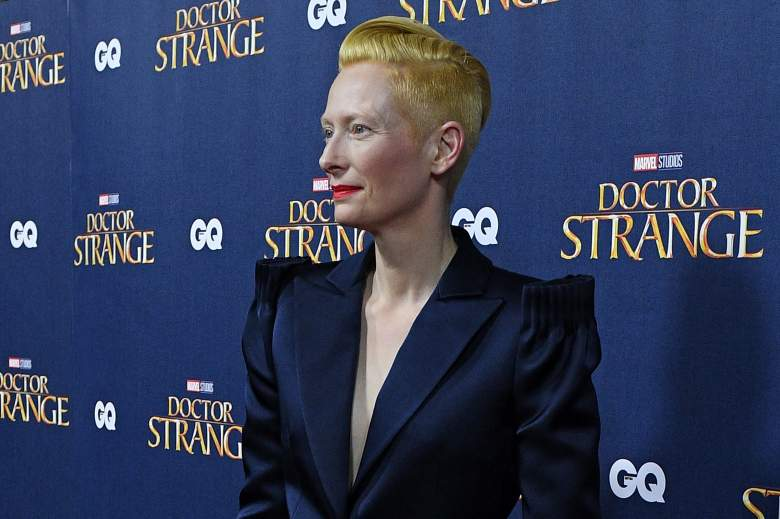 Tilda Swinton, The Ancient One actress, The Ancient One, Doctor Strange cast