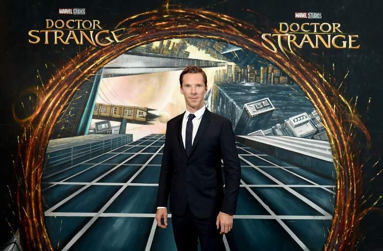 Doctor Strange, Benedict Cumberbatch as Doctor Strange, Doctor Strange