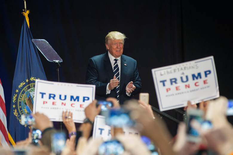Donald Trump, New Hampshire, New Hampshire polls, Hillary Clinton