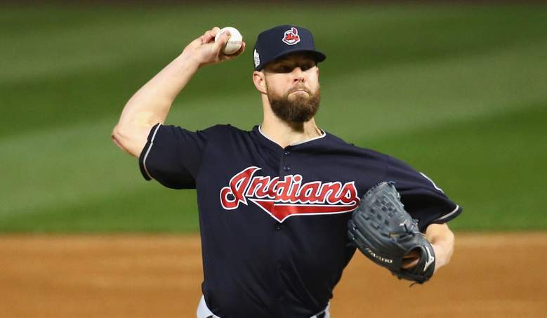 world series game 7 cubs indians pitchers probables who is pitching matchup 2016