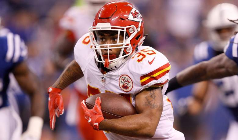 fantasy football rankings 2016 week 9 running backs rbs top best