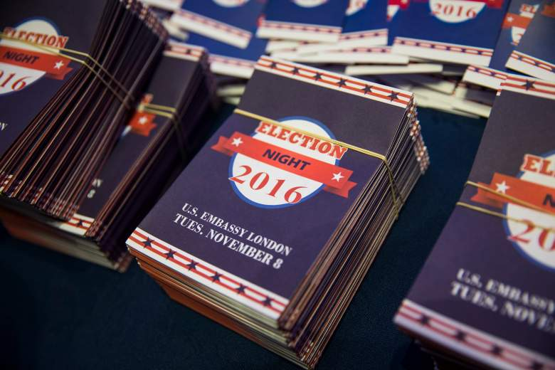 election night, Celebrity Twitter reactions to election, Twitter Election Night