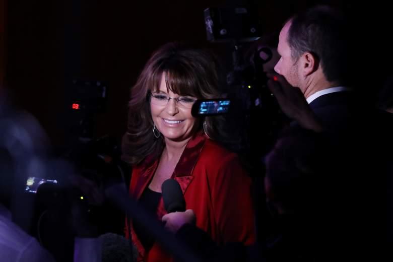 Sarah Palin, Donald Trump cabinet, Donald Trump Sarah Palin,