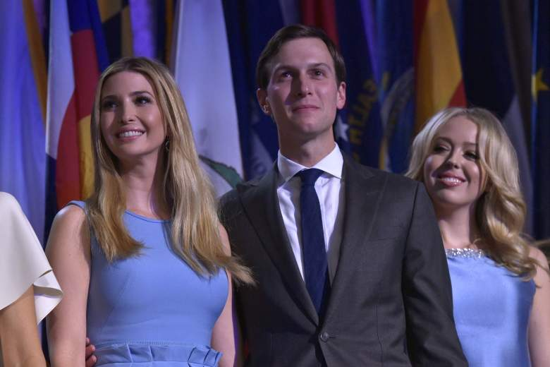 Jared Kushner, Ivanka Trump, Donald Trump cabinet